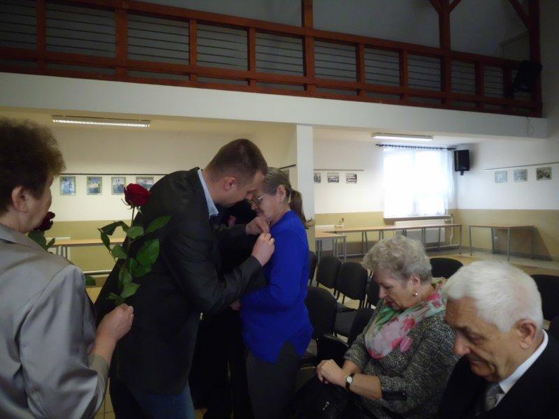 5 Par uhonorowanych za długoletnie pożycie małżeńskie