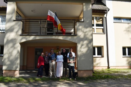 Wizyta belgijskiej delegacji zgminy Attert