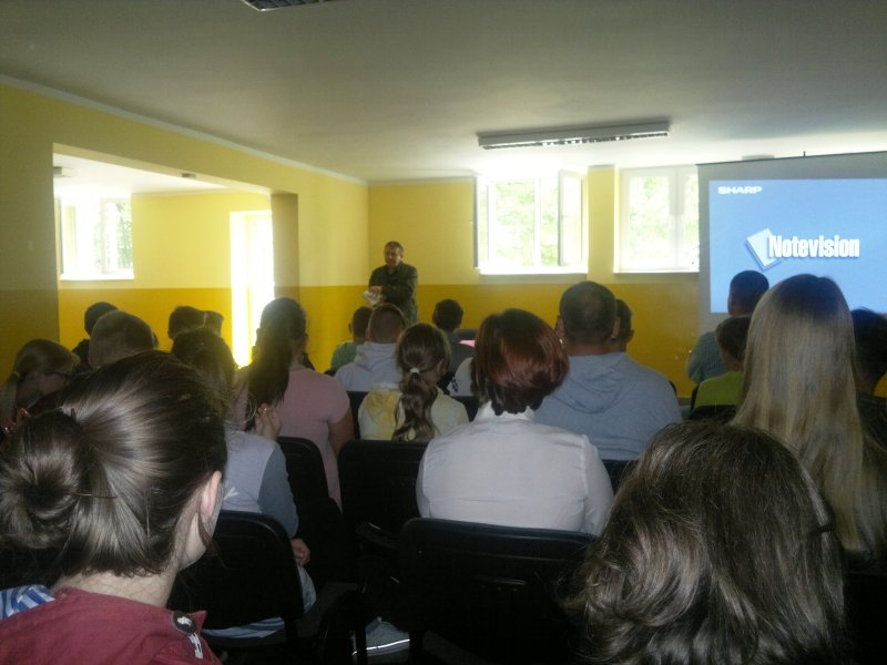 Drugie spotkanie wzwiązku zrealizacją projektu pierwszowojennego