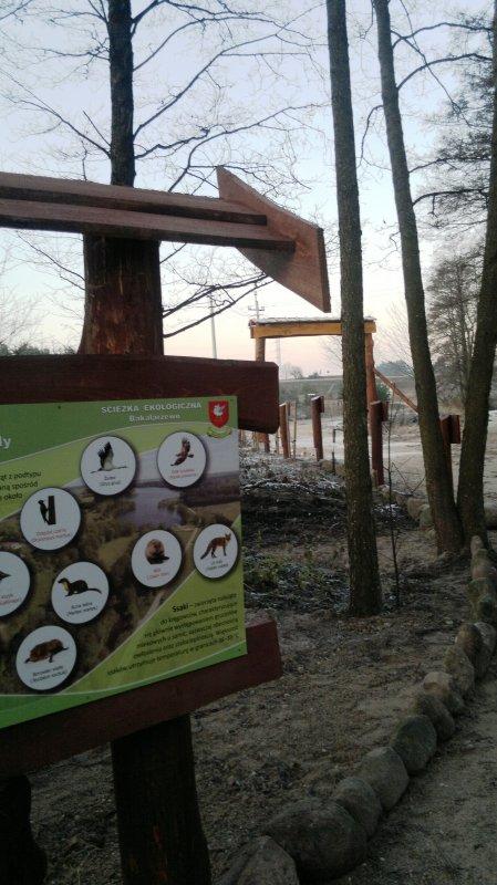 Ścieżka Ekologiczna Bakałarzewo