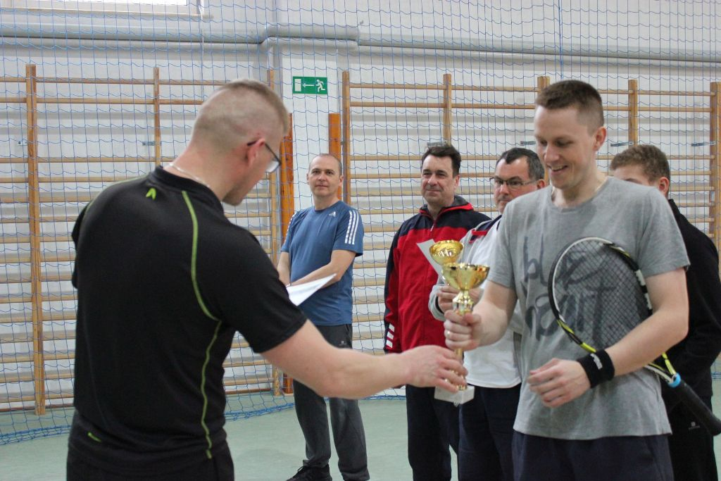 Bakałarzewianin najlepszym tenisistą na turnieju wAugustowie!